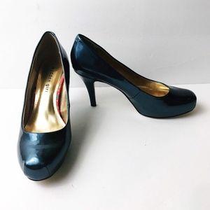 Madden Girl Patent Platform Getta Pumps Heels